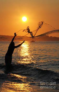 Gone Fishin' by Dan Holm