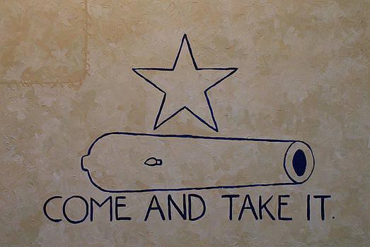 Gonzales Flag by Lone Quixote