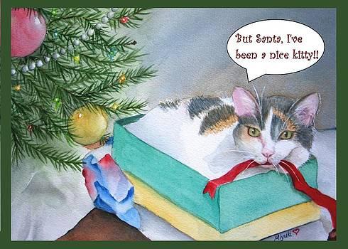 Nice Kitty by Kelly Miyuki Kimura
