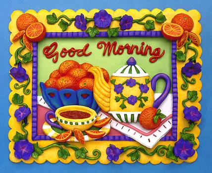 Amy Vangsgard - Good Morning