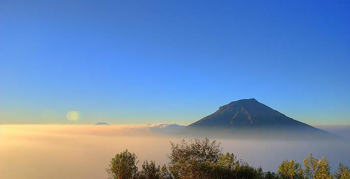 Good Morning Mt.Sumbing 2 by Anthony Pratomo Putro
