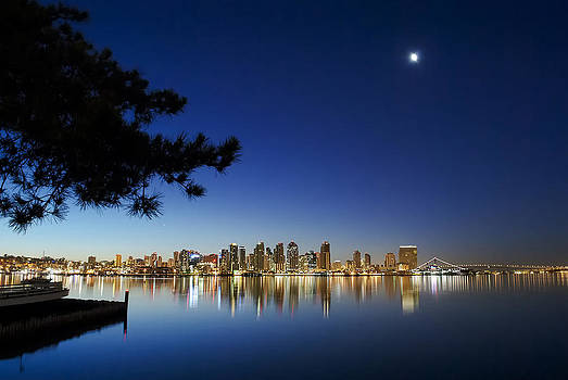 Good Morning San Diego by Sean Foster