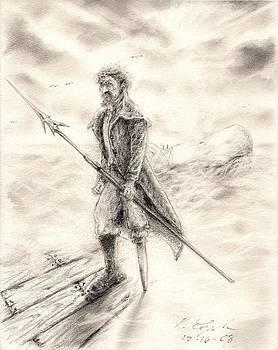 Good 'ol Ahab by Rudy Cepeda