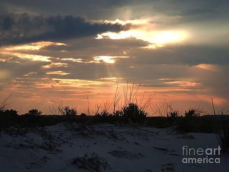 Goodnight Daylight by Chad Thompson