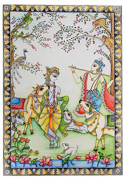 Gopashtami by Gaura Aggarwal
