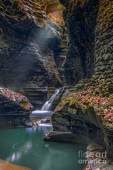 Gorge Serenity by Marco Crupi