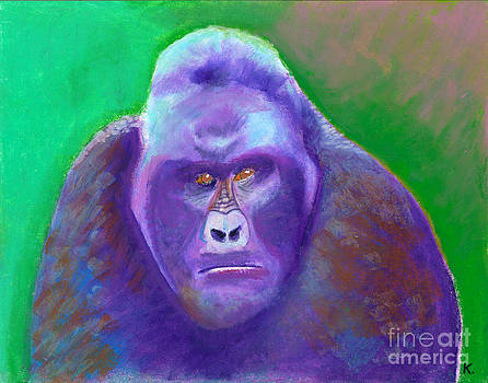 Harambe by Aaron Koster