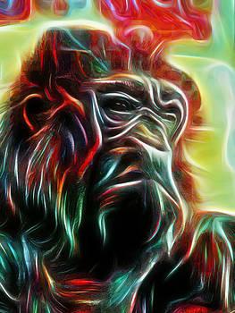 Gorilla by Gustav Boye