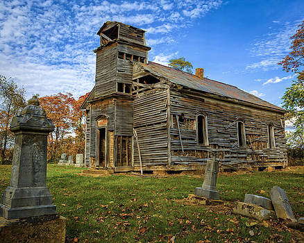 Jack R Perry - Gospel Center Church