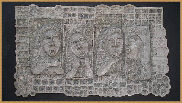 Gossip Mongers by Otil Rotcod