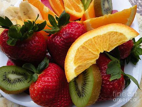 Got Fruit by Rita H Ireland