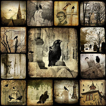 Gothicolors Donna Snyder - Gothic and Crows