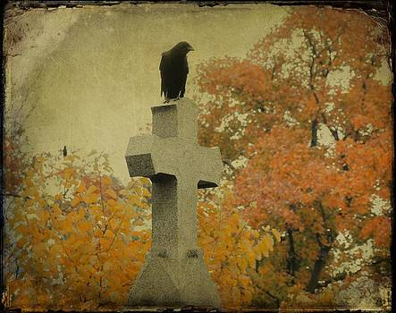 Gothicolors Donna Snyder - Gothic Fall Crow