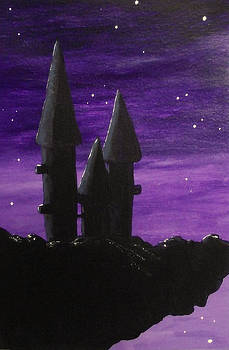 Gothic Towers by Sandy Wager