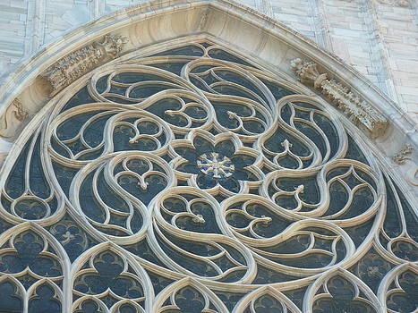Gothic Window by Adrienne Franklin