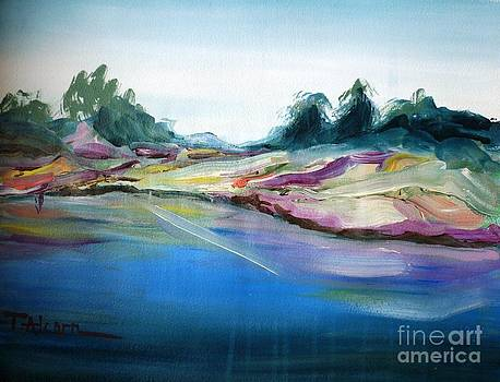Gowrie Creek Spring by Therese Alcorn