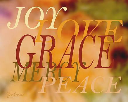 Grace by Zelma Hensel