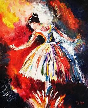Graceful by Liza Ayach