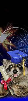 Jeanette K - Graduation Raccoon # 536