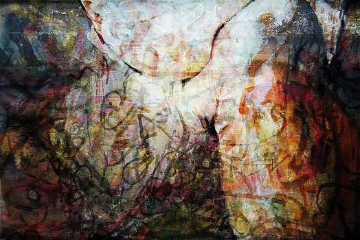 Graffited Man by Florin Birjoveanu