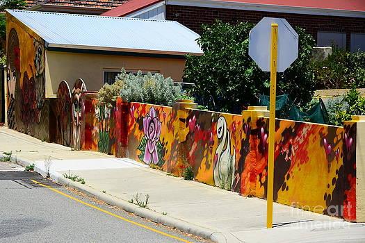Graffiti   by Bobby Mandal