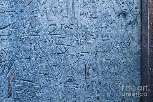 Liz  Alderdice - Graffiti Blues