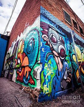Sonja Quintero - Graffiti Corner