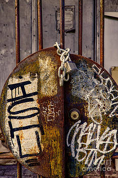 Kathleen K Parker - Graffiti Gate - NOLA