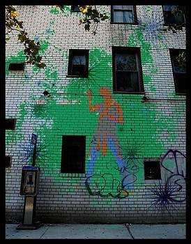 Graffiti - Girls by Yeram Reyes
