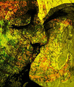 Graffiti Kiss by Florin Birjoveanu