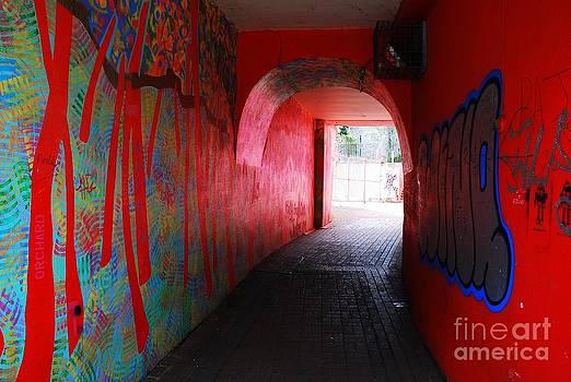 Joe Cashin - Grafitti Alley