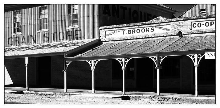 Russ Brown - Grain Store