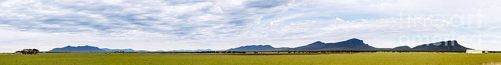 Tim Hester - Grampians Australia Panorama