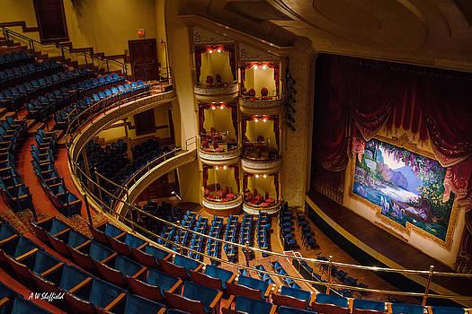 Allen Sheffield - Grand 1894 Opera House - Galveston