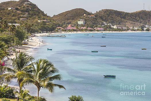 Grand Anse Beach by Scott Kerrigan