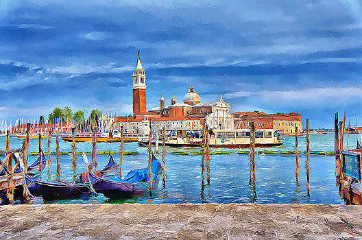 Grand Canal by SM Shahrokni
