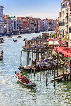 Grand Canal by Susan Leonard