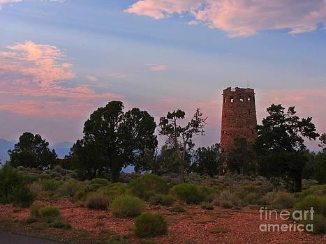 John Malone - Grand Canyon Desert View Watchtower
