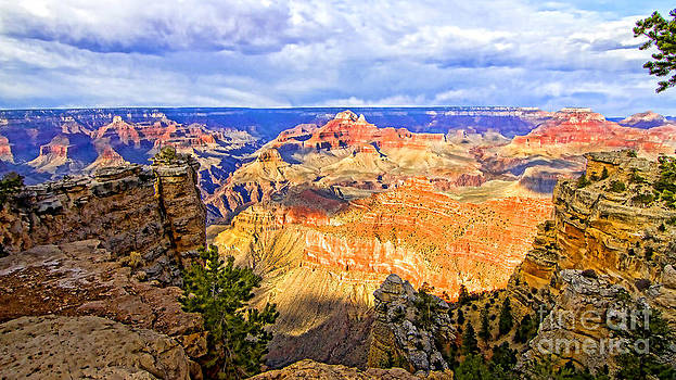Grand Canyon by Jason Abando