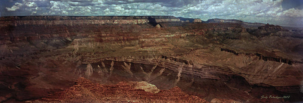 Grand Canyon by Judy Paleologos