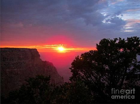 John Malone - Grand Canyon Landscape Sunset One