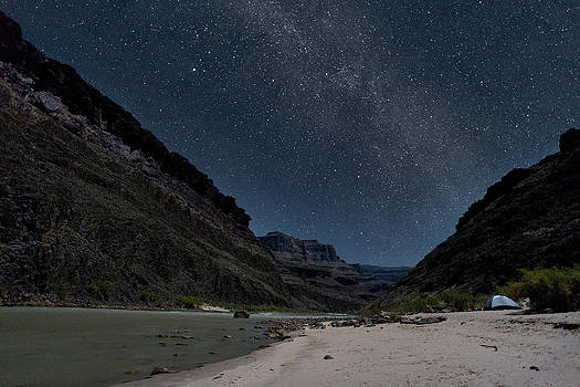 Grand Canyon Nights 1 by Bryan Allen