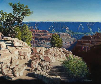 Grand Canyon North Rim by Phil Hopkins
