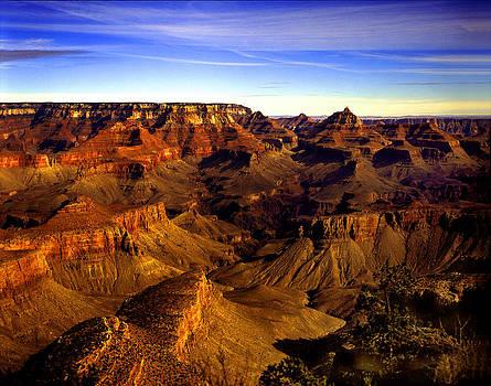 Grand Canyon Pinnacles by Martin Sullivan