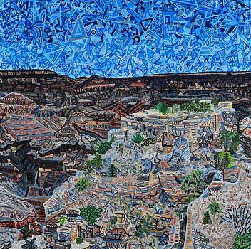 Grand Canyon - South Rim by Micah Mullen