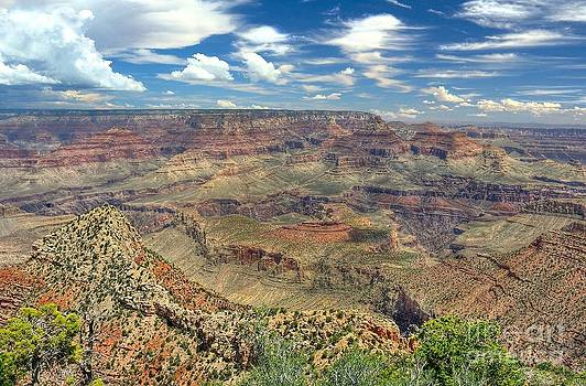 Grand Canyon View by John Kelly