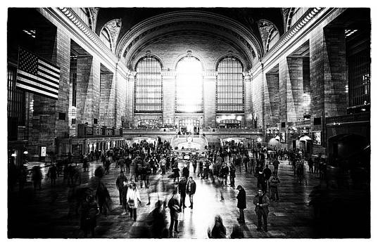 Grand Central by Peter Aitchison