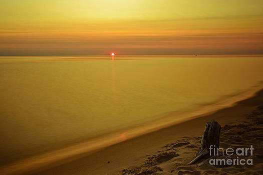 Grand Haven Sunset by Will Cardoso