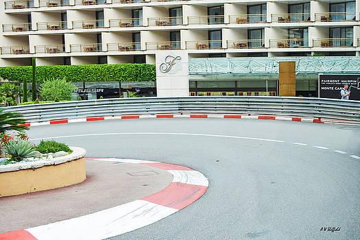 Allen Sheffield - Grand Hotel Hairpin at Monaco