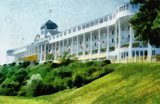 Michelle Calkins - Grand Hotel Mackinac Island ll